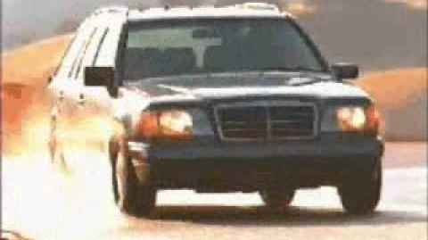 Mercedes Benz E320 4DR Wagon