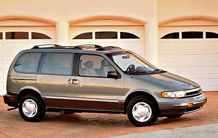 1995 Nissan Quest GXE 3DR Passenger Van.jpg