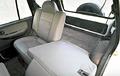 Sportage backseat