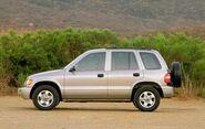 1999 Kia Sportage 4DR (3)