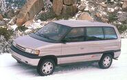 1991 Mazda MPV 4WD