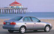1999 Honda Civic EX 4DR Sedan