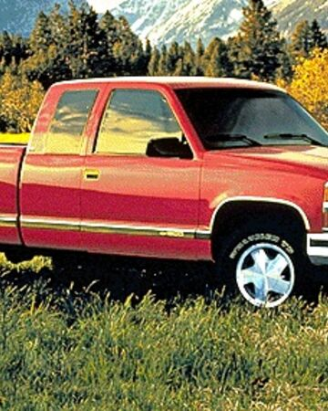 Chevrolet C K Pickup Cars Of The 90s Wiki Fandom