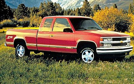 Chevrolet C/K Pickup