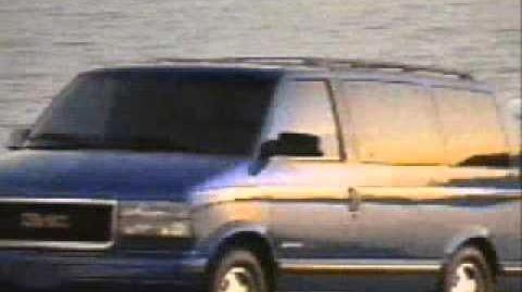 GMC Safari 3DR Minivan