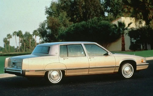 Cadillac Fleetwood/Sixty Special