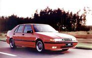 1993 Saab 9000 Aero