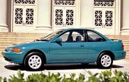 1995 Mitsubishi Mirage 2DR Coupe