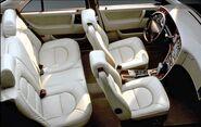 Saab9000 interior