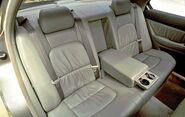 Ls400 backseat