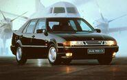 1993 Saab 9000 CS