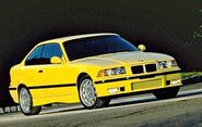 BMW M3 2DR Coupe (1995)