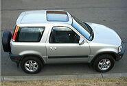 Honda CR-V 2DR Sport Utility