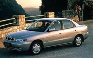 1999 Daewoo Nubira SX Sedan