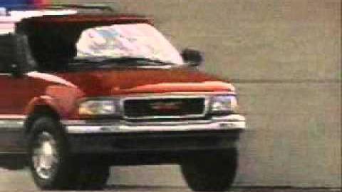GMC Jimmy 4DR SUV (1995)