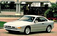 BMW 850Ci 2DR Coupe (1995)