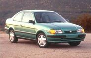 1997 Toyota Tercel Coupe