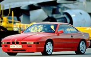 BMW 850CSi 2DR Coupe (1994)