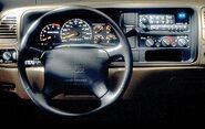 Sierra steeringwheel