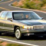 Cadillac DeVille Concours 4DR Sedan (1995).jpg