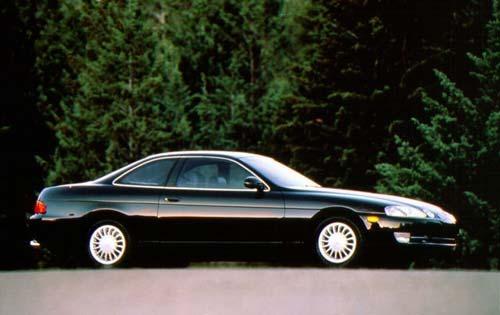 Lexus SC 300/400