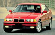 BMW 325is 2DR Coupe (1995)