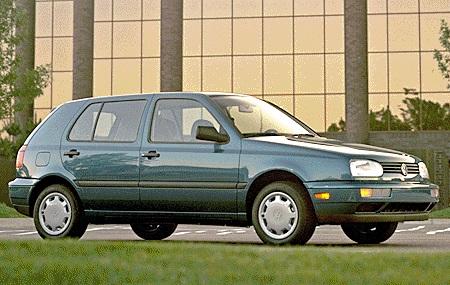 Volkswagen Golf/GTI