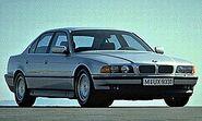 BMW 740i 4DR Sedan (1995)