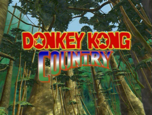 Donkey Kong Country Title Card.png