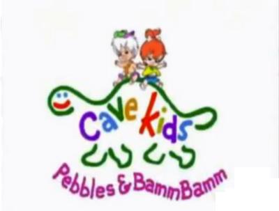 Cave Kids Pebbles & Bamm Bamm Title Card.png