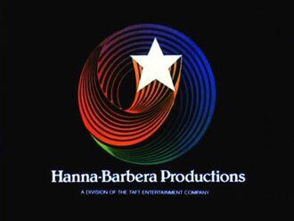 Hanna-barbera productions-logo