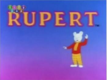 Rupert 1991 tv series title.png