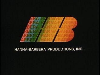 Hanna-Barbera Productions Logo 2