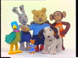 PB Bear and Friends