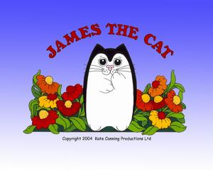 James the Cat (Wallpaper).png