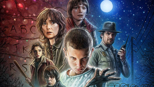 Top 10 Tracks From 'Stranger Things' Vol 1 & 2 | Fandom powered by Wikia