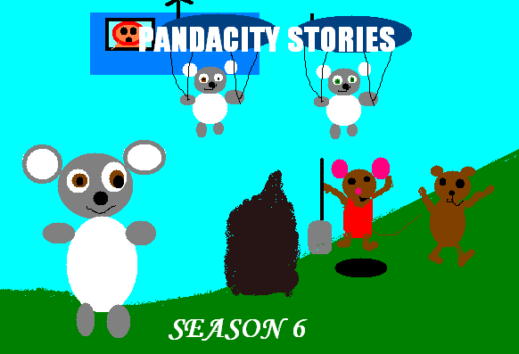 Unfortunately, the Pandacity Stories series of  in 2020 will be the last.