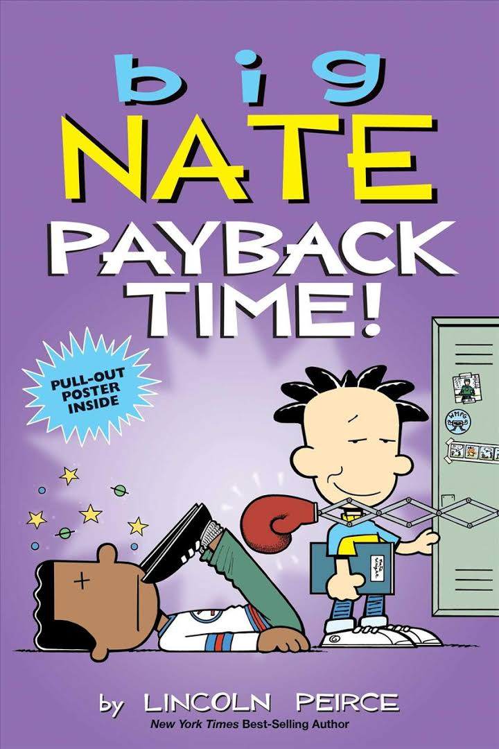 New Book - Big Nate: Payback Time