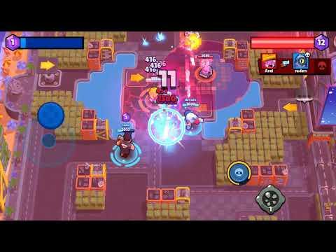 Brawl Stars: Some Rico gameplay