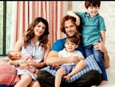 Jared e família