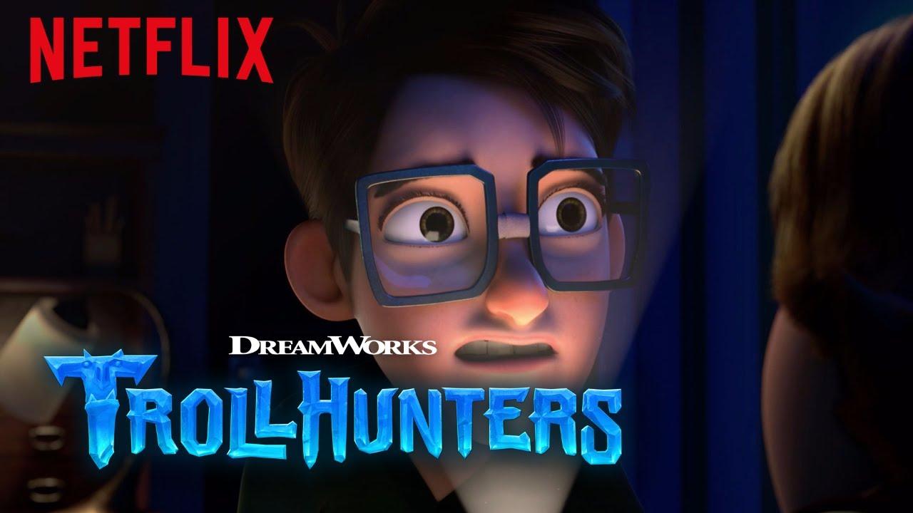 Trollhunters - Trilogy Teaser | Eli | Netflix