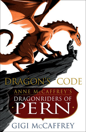 Cover Art for new Dragon's Code book