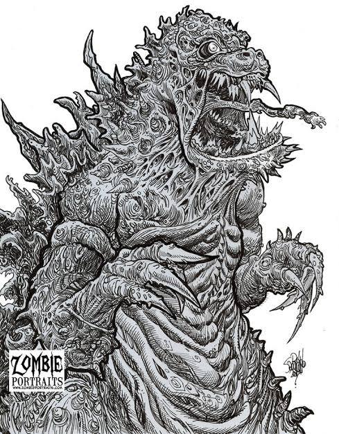 Resident evil y godzilla