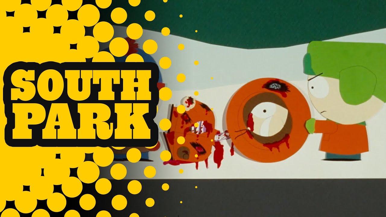 Cartman Denies Being Under Alien Control - SOUTH PARK