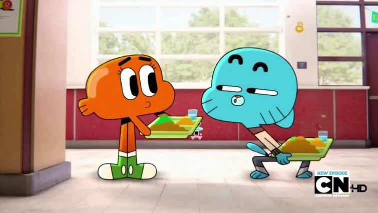 YTP: gumball and darwin commit homocide