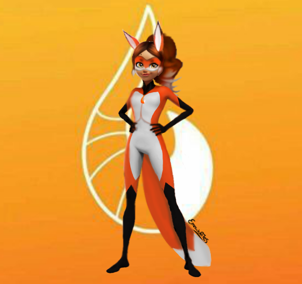 Rena rouge (french version).