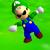 Luigi Likes Green Do You?1