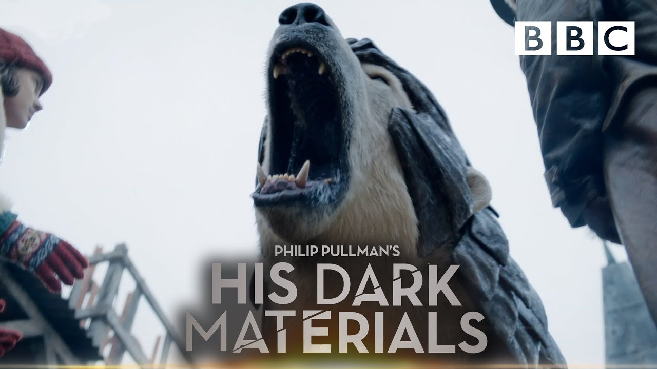 His Dark Materials: One Girl Will Change Worlds | Trailer - BBC
