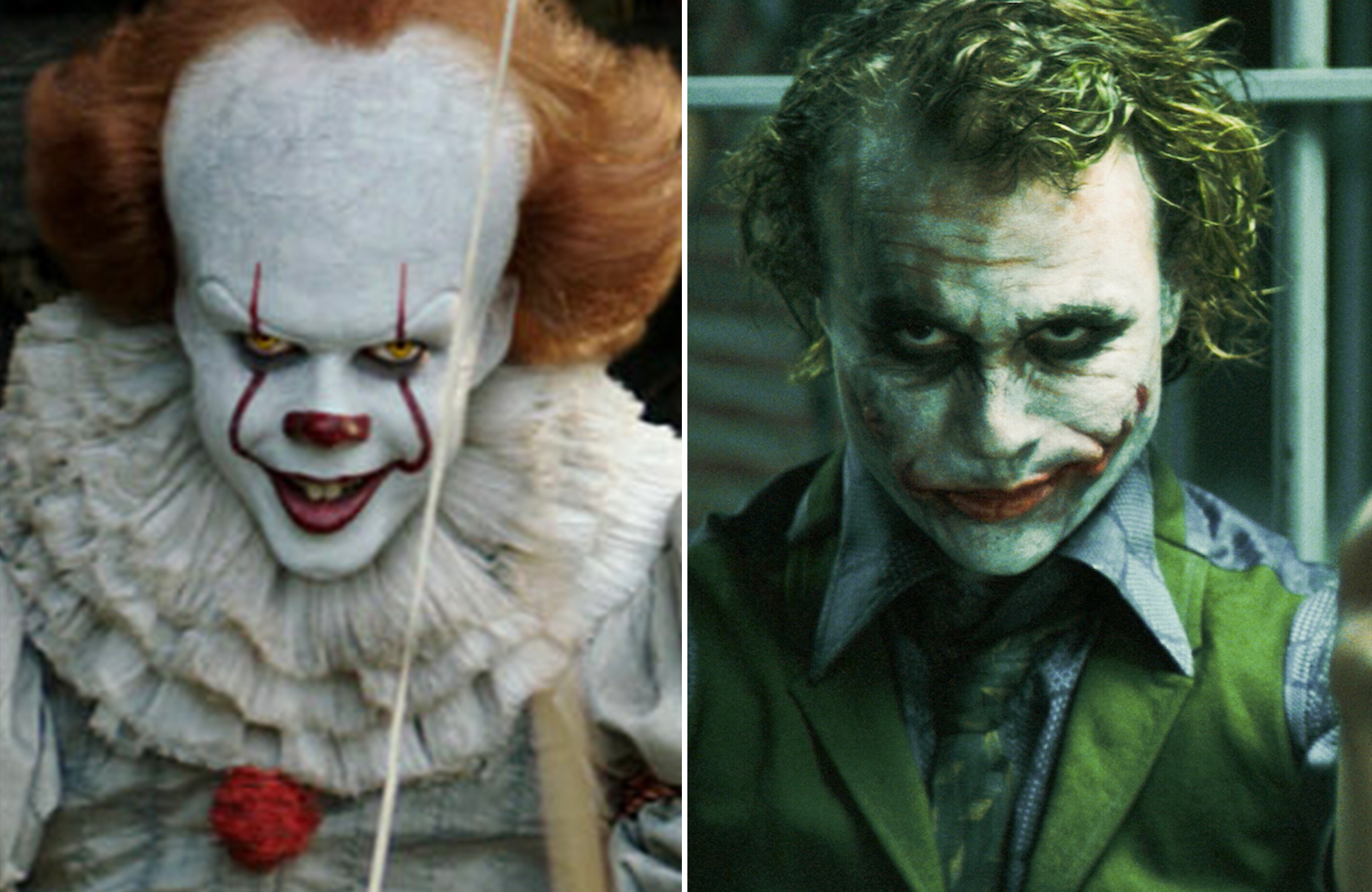 Who would win Pennywise or Joker