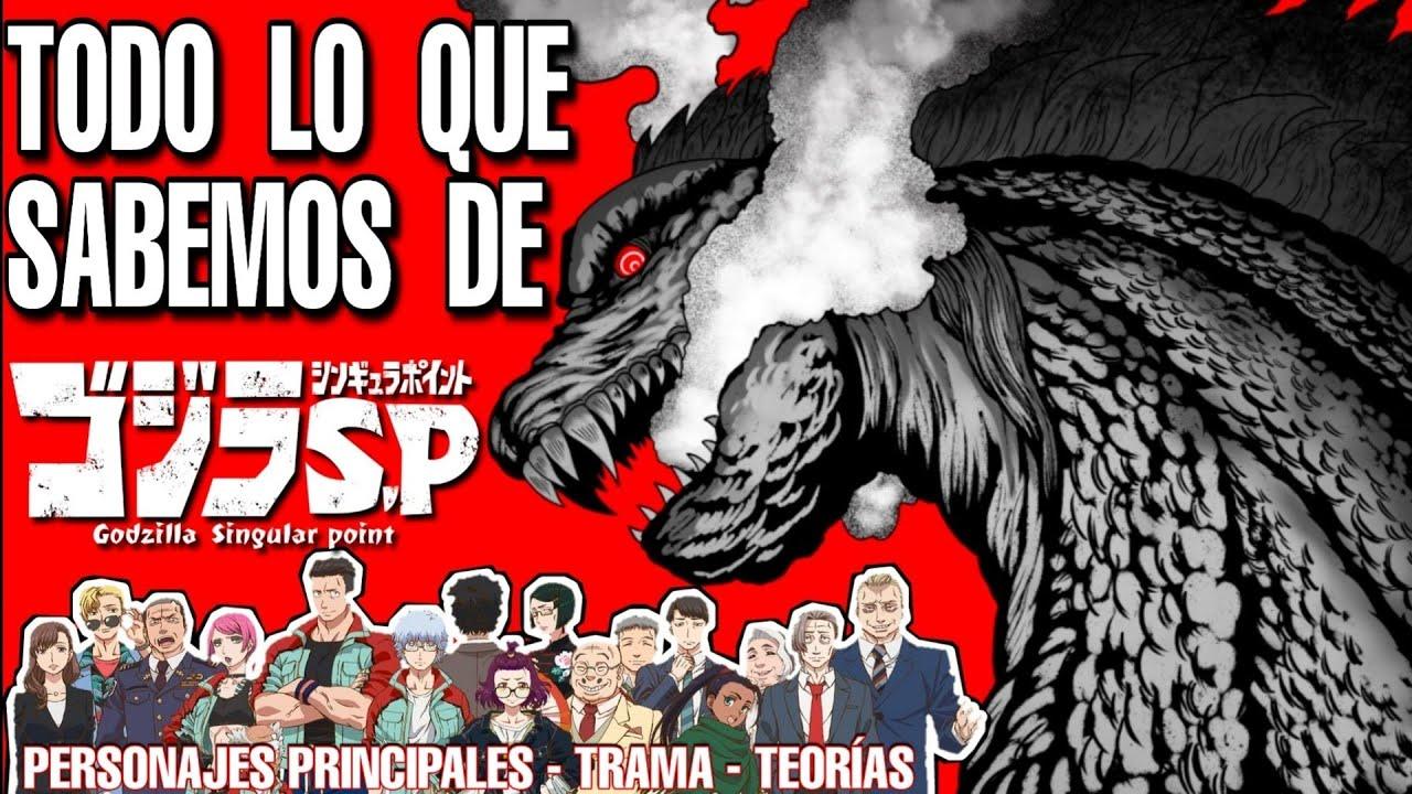 Todo sobre: Godzilla Singular Point | Protagonistas, Kaijus, Trama, Teorías